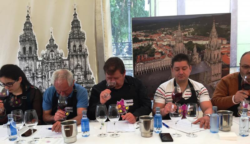 A actividade desenvolveuse na área 'Galicia, Pórtico Universal' ao abeiro do XXXI Día de Galicia en Euskadi, organizado pola Irmandade de Centros Galegos