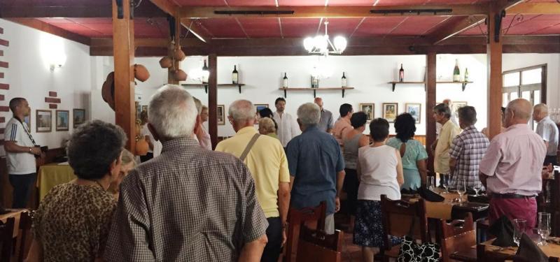 Miranda visita as comunidades galegas e asiste ás reunións preparatorias para a execución dos programas sociais da Xunta en varios enclaves de Cuba