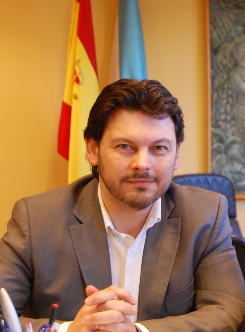 Antonio Rodríguez Miranda, nomeado hoxe secretario xeral da Emigración da Xunta de Galicia
