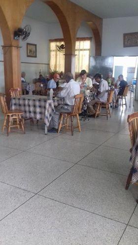 No Hogar de Ancianos residen 39 galegas e galegos