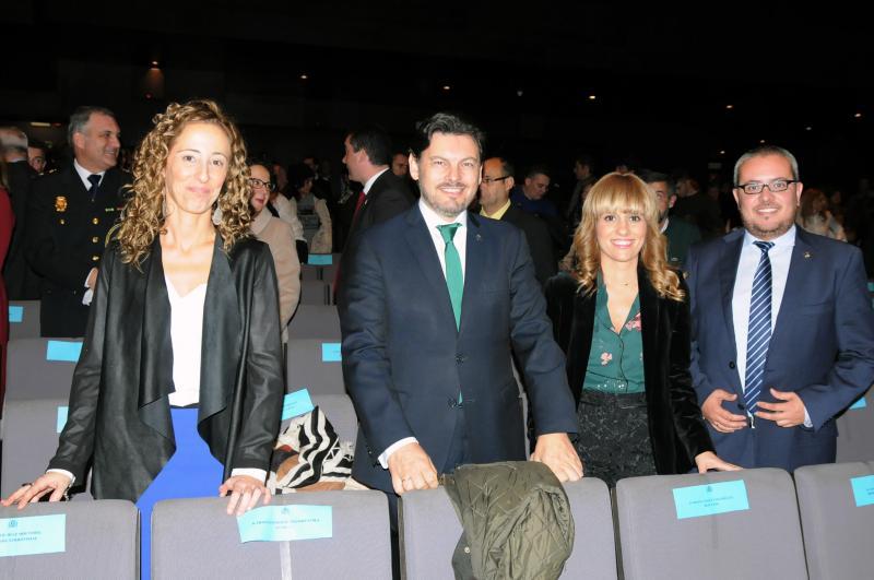 Imagen del acto celebrado en Ourense
