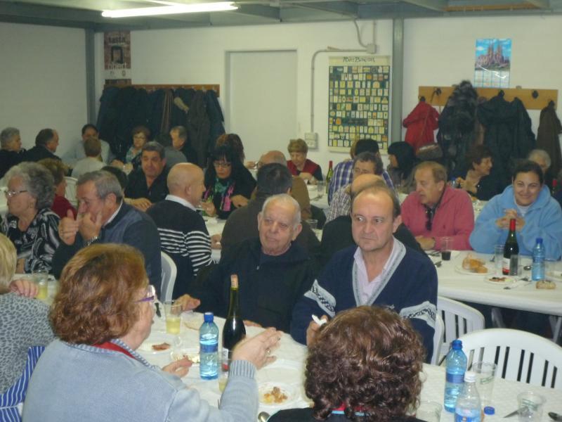 A entidade galega da capital ilerdense celebrará este ano o seu 40 aniversario