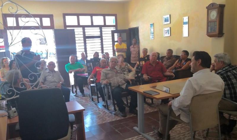 Miranda destaca que las segundas generaciones de gallegos en la diáspora son 'nuestro mejor activo' en la proyección internacional de Galicia y en el futuro demográfico