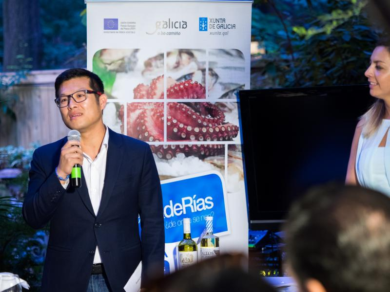 Estos días, a través del 'Galician Cine & Food Festival', se está dando a conocer nuestra cultura y gastronomía en la ciudad más influyente del mundo