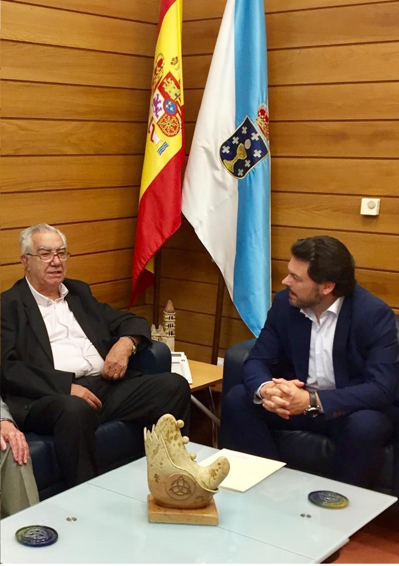 Miranda e Eiranova actualizan a información sobre a diáspora galega na Arxentina