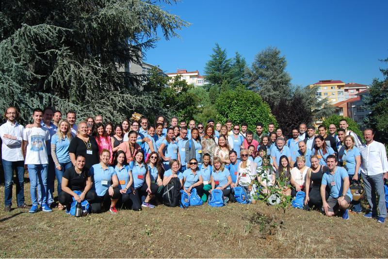 Comeza en Ourense o programa 'Escolas Abertas' dirixido a formadores das distintas Comunidades Galegas do mundo