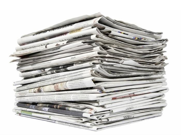 Estes tres xornais galegos recollen noticias sobre o retorno
