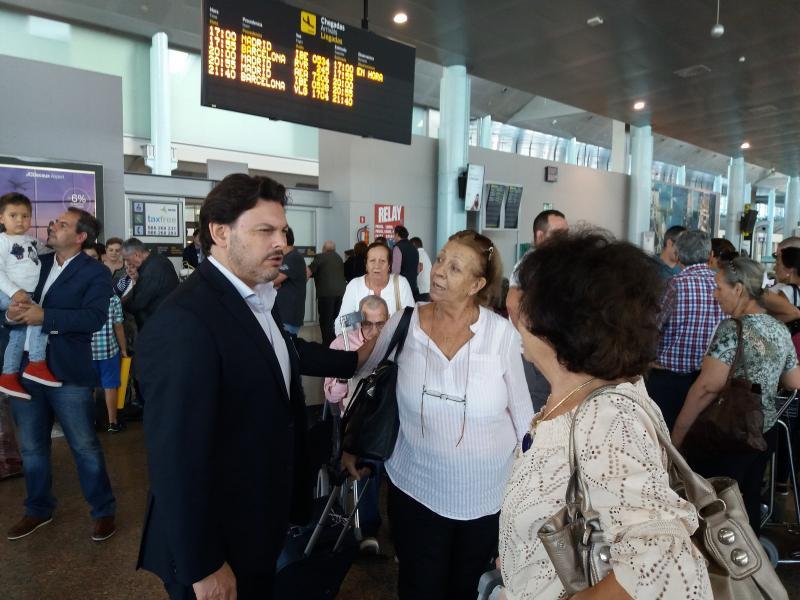 Mercé a esta iniciativa da Xunta, un total de 135 maiores da diáspora retornan temporalmente á Galicia territorial