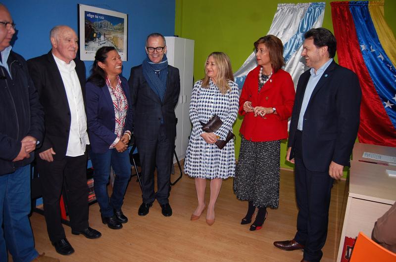 A Secretaría Xeral da Emigración mantén un convenio coa agrupación dotado con 20.000 euros, que permite o funcionamento deste servizo gratuíto