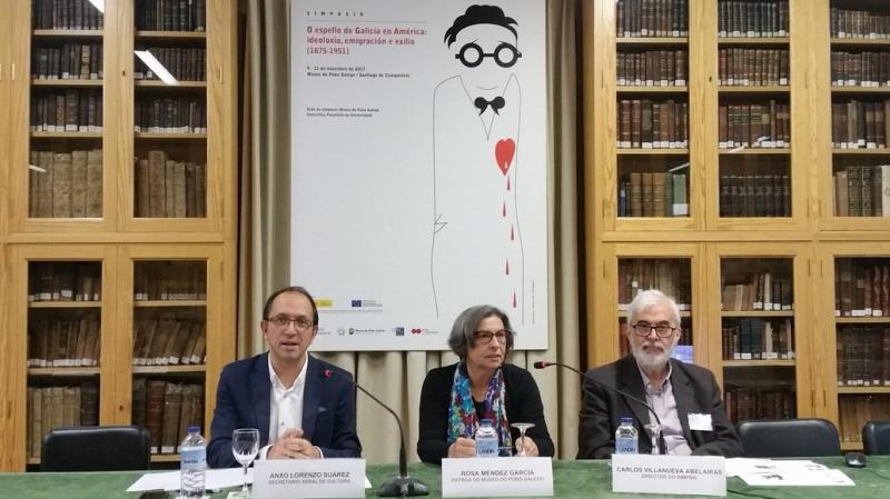 O secretario xeral de Cultura sinalou o intento das e dos intérpretes e compositores emigrados de recrear o soño musical galego na Galicia exterior