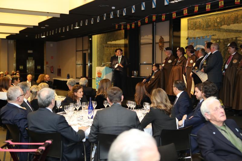 A Orde da Vieira reforza a galeguidade co compromiso do talento galego espallado polo mundo