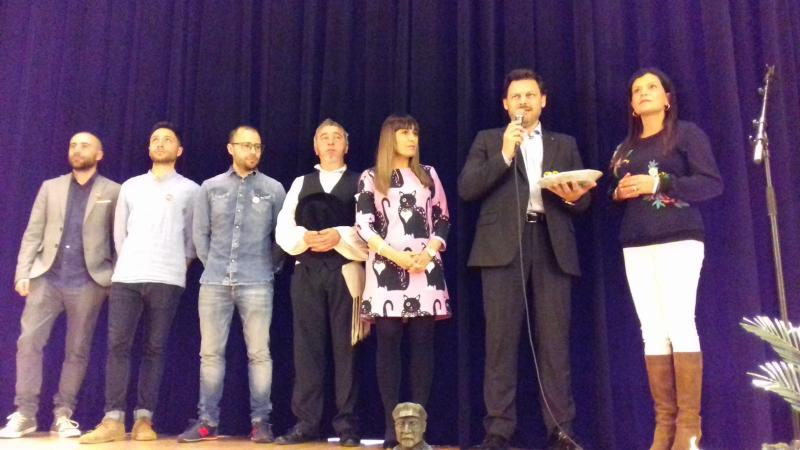 El secretario xeral da Emigración participó en el acto de homenaje a la emigración de las Festas da Rosa del ayuntamiento de Mos