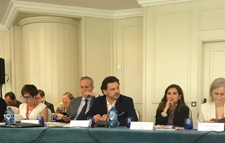 El secretario xeral da Emigración, en el II Pleno del VII Mandato del CGCEE que dio comienzo esta mañana en Madrid