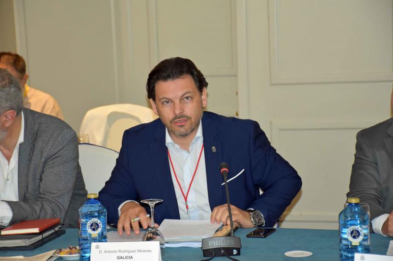 O secretario xeral da Emigración interveu hoxe no pleno do Consejo General de la Ciudadanía Española en el Exterior