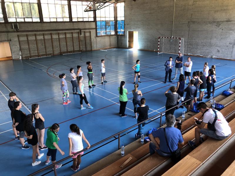 Baile tradicional galego
