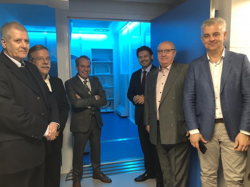 A ferramenta presentada hoxe na Casa de Galicia, que prestará servizo a usuarios e usuariasde todo o sistema de saúde, tanto da Administración de los Servicios de Salud del Estado (ASSE) como do mutualismo, é única no Uruguai