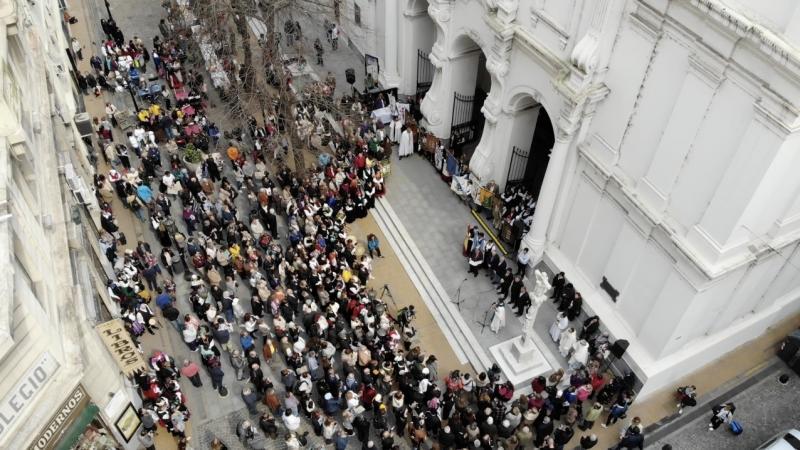 Un novo símbolo da galeguidade en Bos Aires