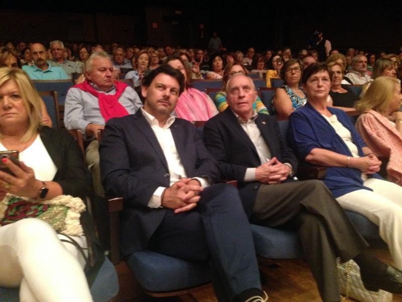 Miranda participa no concerto que abre os actos da fin de semana do Día de Galicia en Asturias