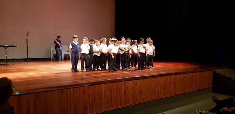 Miranda presidió el acto de apertura del curso escolar del Colegio Castelao, perteneciente a la  Hermandad  Gallega de Venezuela en Caracas