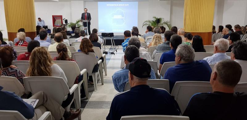 Preto de douscentos empresarios e empresarias asistiron en Caracas á charla sobre oportunidades de investimento en Galicia