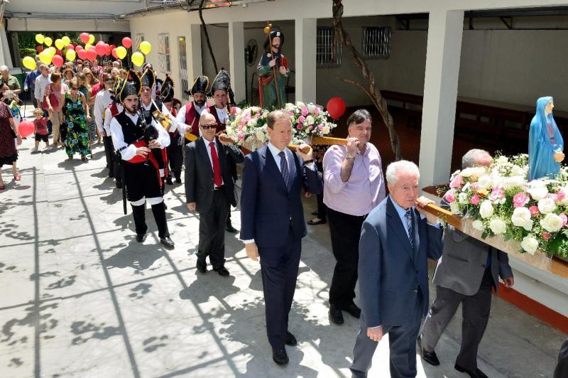Fundada en 1940 por Manuel Barreiro Cavanelas, natural de A Lama (Pontevedra), a entidade acolle a preto de 35 maiores galegas e galegos