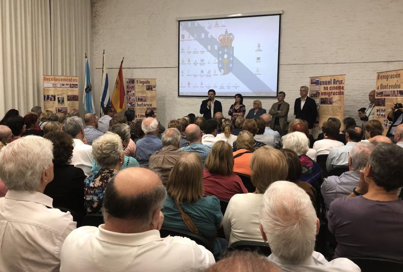 A mostra toma o seu nome do documental que lembra a figura deste pontevedrés de Poio que foi considerado o principal cineasta da emigración española