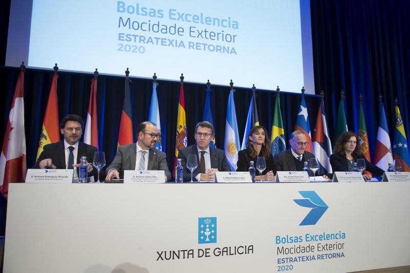 O presidente da Xunta anunciou que haberá 250 prazas dispoñibles o próximo curso