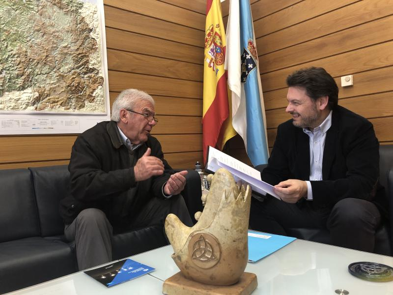 Emigración está a realizar un esforzo, tanto orzamentario como de atención, a prol desta colectividade que cada ano medra en presenza na Galicia territorial