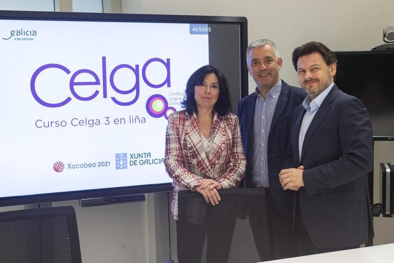O prazo de incriscrición da formación preparatoria para as probas de acreditación do Celga está aberto ata o vindeiro 20 de xuño e xestiónase desde o Portal da Lingua Galega