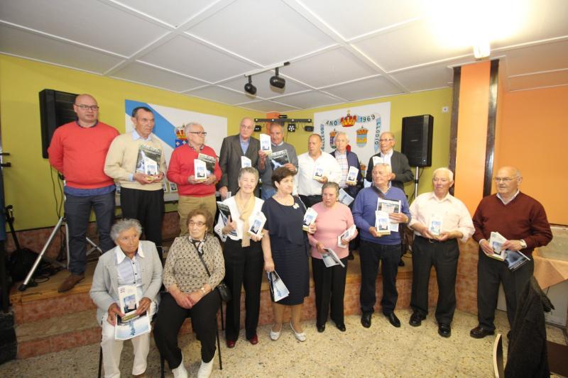 Imaxe da celebración do 50º aniversario da entidade galega en Llodio. Foto: Edmundo Martín