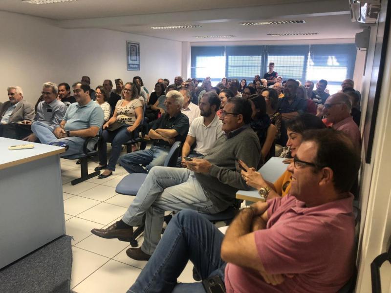 O secretario xeral da Emigración impartiu charlas informativas sobre a Estratexia Retorna 2020 en Río de Xaneiro, São Paulo e Santos