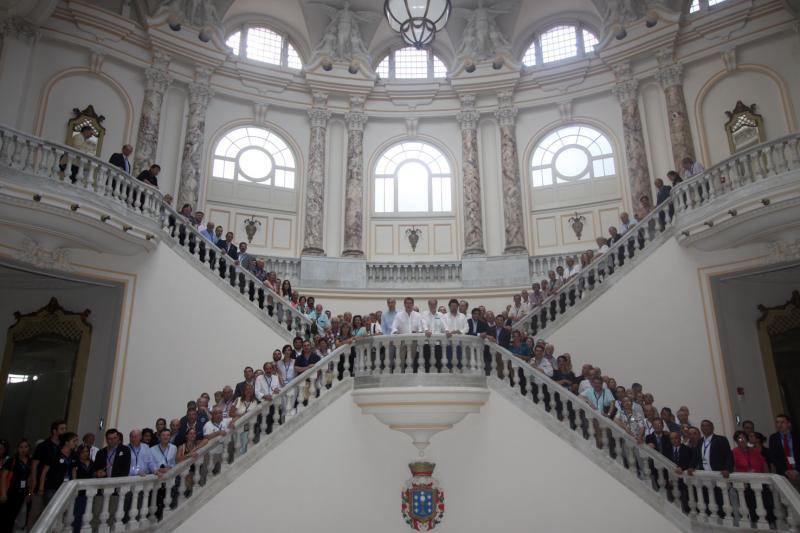 Imaxe de arquivo do XI Pleno do Consello de Comunidades Galegas, celebrado na Habana
