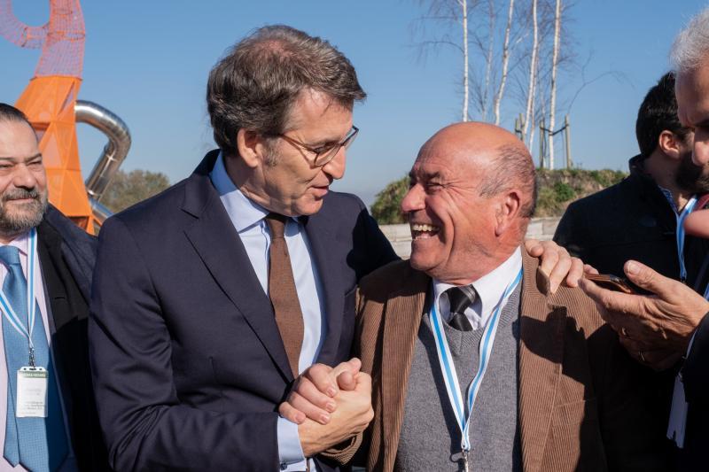 O titular do Goberno galego presidiu esta mañá o acto de clausura do XII Pleno do Consello de Comunidades Galegas