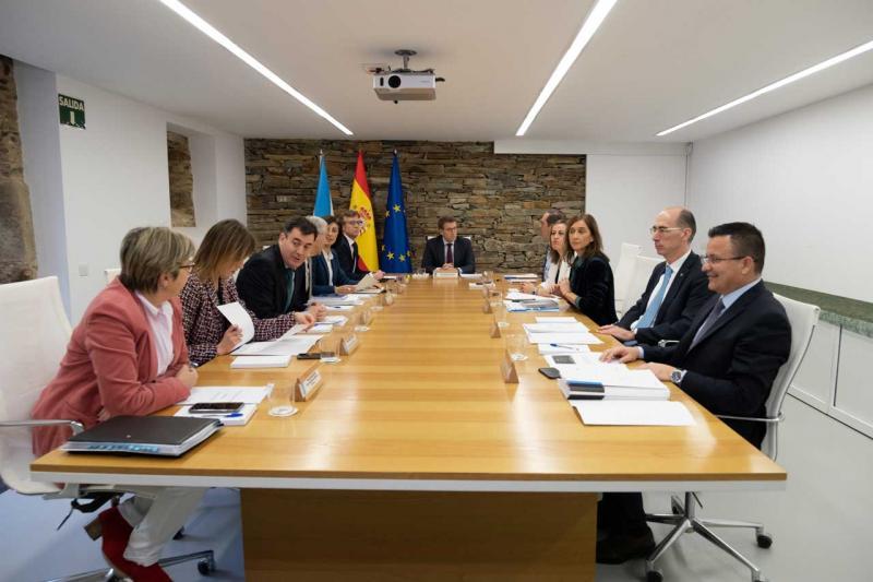 A Xunta destina preto de 1,3 millóns á atracción dos mellores expedientes universitarios do Exterior na cuarta convocatoria das Bolsas Excelencia Mocidade Exterior