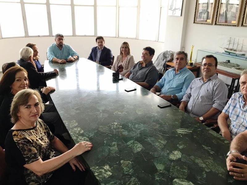 Miranda inicia a súa primeira viaxe do ano ao Brasil para avaliar a situación da colectividade e dar a coñecer os programas de actuación previstos para este ano