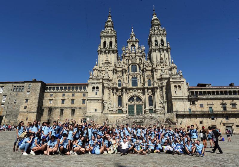 """O Diario Oficial de Galicia publica a Convocatoria de """"Conecta con Galicia"""", que este ano contará con 174 prazas para mozos galegos que residan no exterior de entre 15 e 20 anos"""