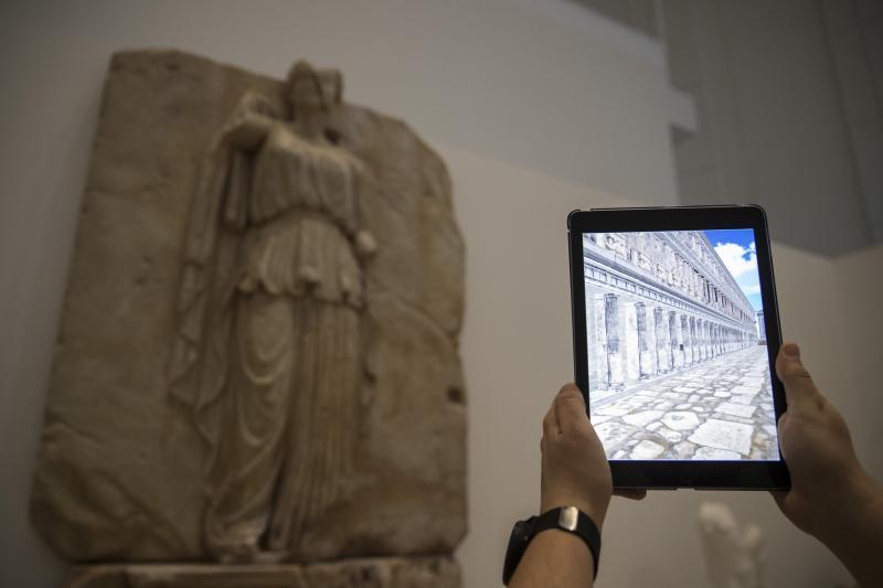 Novos audiovisuais ampliarán a experiencia de visita á exposición de maior éxito das organizadas no Museo Gaiás