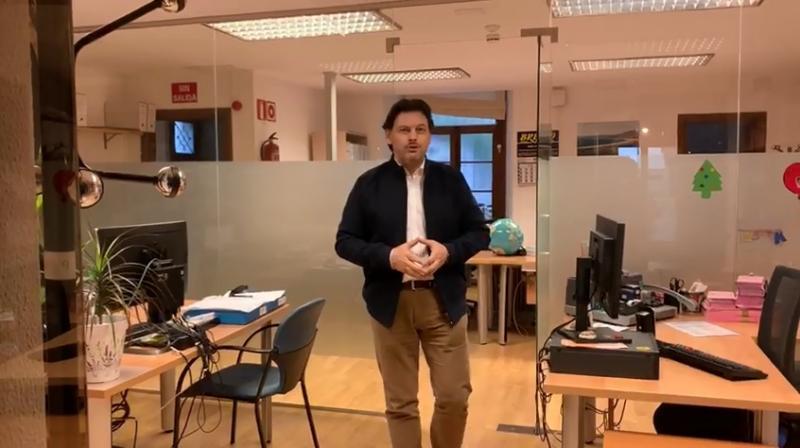 Antonio Rodríguez Miranda, secretario xeral da Emigración