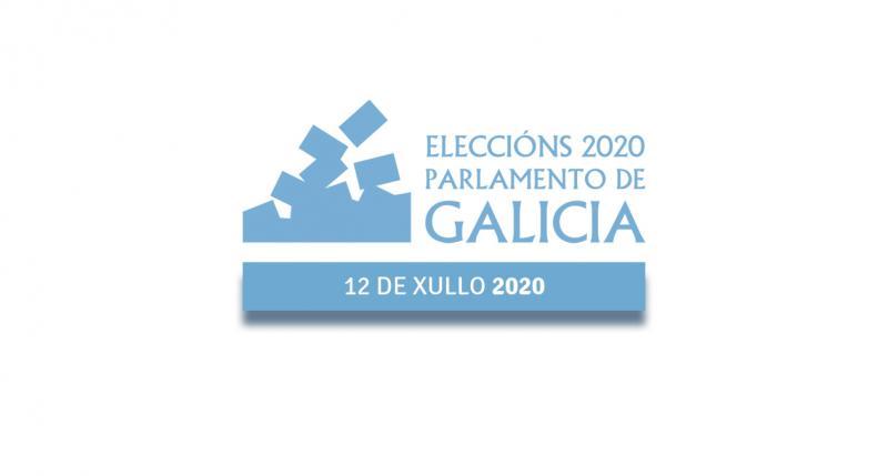 Eleccións ao Parlamento de Galicia - 12 xullo 2020