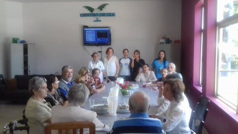 Imaxe de arquivo do Centro de Día da Hermandad Gallega de Valencia (Venezuela)
