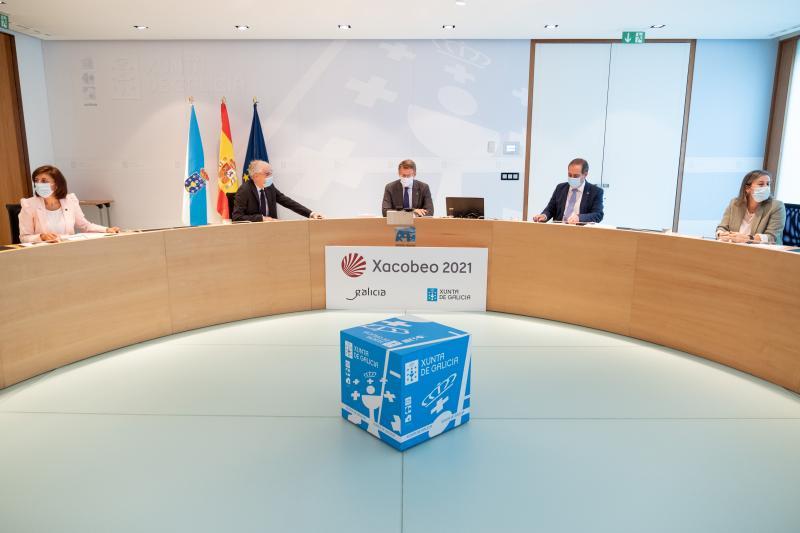 Imaxe do Consello da Xunta