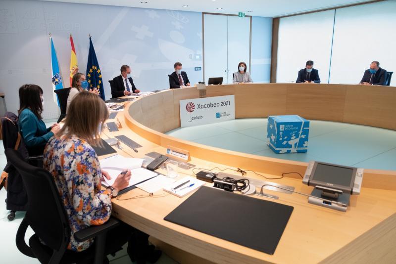 Imaxe do Consello da Xunta desta semana