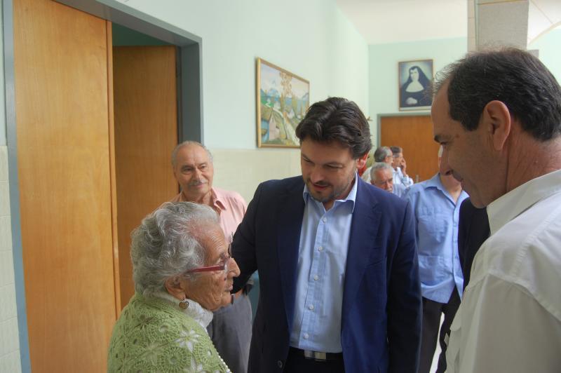 Foto de arquivo do secretario xeral da Emigración da Xunta de Galicia