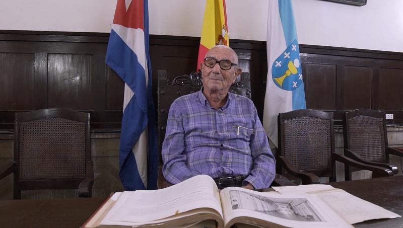 Imagen del documental que se podrá visionar a partir de hoy en las redes sociales de la Secretaría Xeral da Emigración