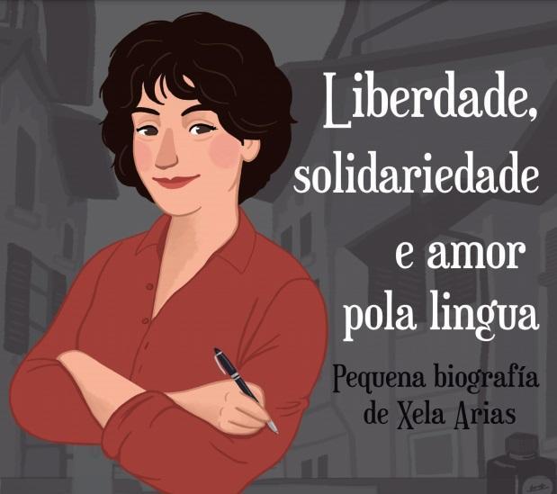 """""""Liberdade, solidariedade e amor pola lingua"""" estará dispoñible na páxina web da SXE a partir de mañá, mércores 19 de maio"""