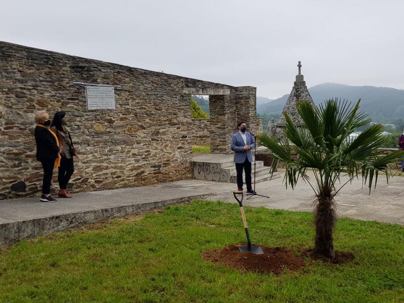 Imaxe das XIV Xornadas do Peregrino 'Abrindo Camiño' celebradas hoxe en Mondoñedo