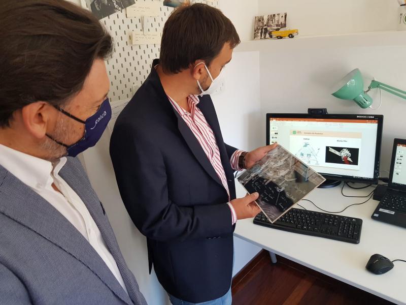 """Un galego retornado apoiado pola Xunta crea un proxecto que desenvolve """"Sistemas Intelixentes Integrados"""", base da Industria 4.0"""