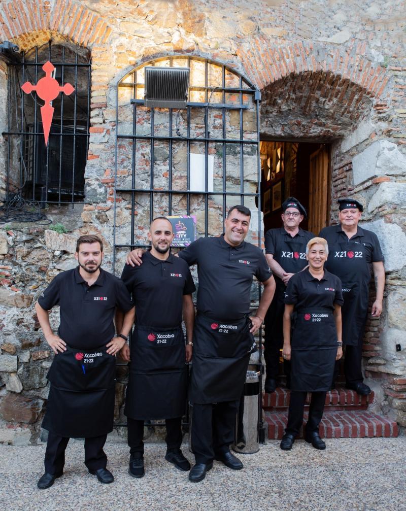 Imagen del Centro Gallego de Ceuta