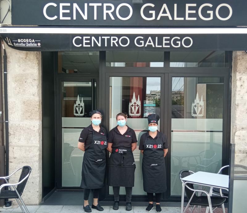 Imagen del Centro Galego de Burgos