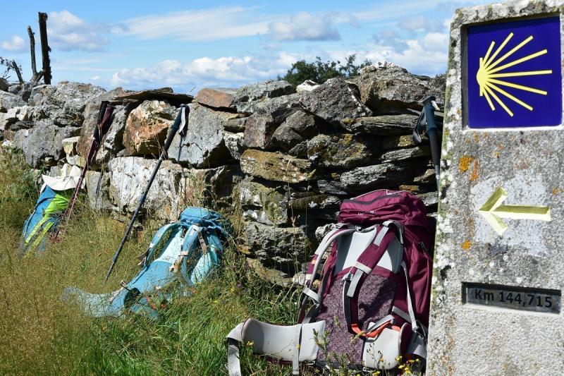 As persoas participantes percorrerán 100 quilómetros do Camiño en diferentes etapas ata chegar a Santiago de Compostela